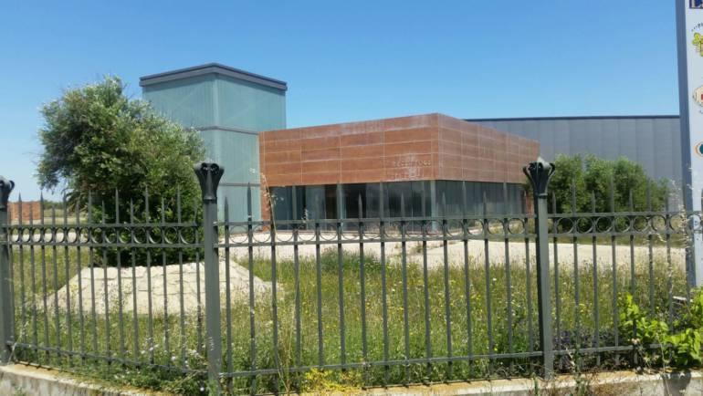 La empresa de lacteos Iparlat se instala en Corella