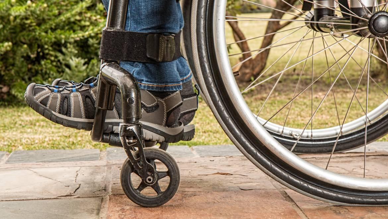 Conoce y participa en el Slalom en silla de ruedas