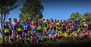 54 Ciclistas del CDM participaron en la XXV Subida a Yerga