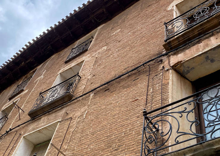 Casa de los Alonso Sáenz