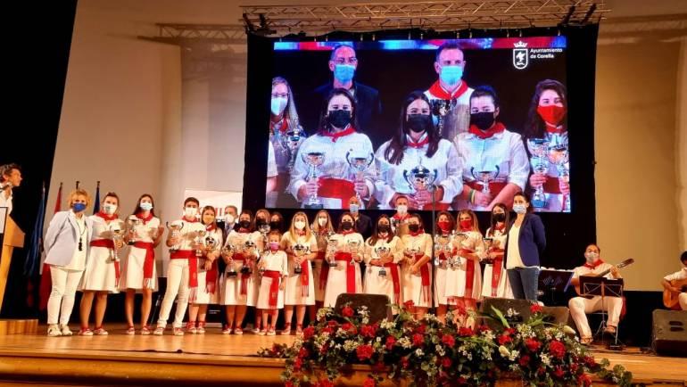Final concurso XXXIII Festival de Jotas de Corella